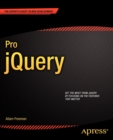 Pro jQuery - Book