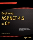 Beginning ASP.NET 4.5 in C# - Book