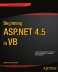Beginning ASP.NET 4.5 in VB - eBook