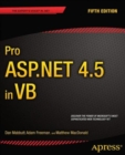 Pro ASP.NET 4.5 in VB - Book