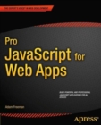 Pro JavaScript for Web Apps - Book