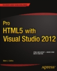Pro HTML5 with Visual Studio 2012 - eBook