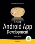 Learn Android App Development - Book
