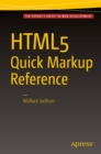 HTML5 Quick Markup Reference - eBook