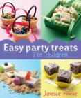 Easy Party Treats for Children - eBook