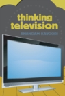 Thinking Television - Book