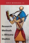 Research Methods in Africana Studies - Book