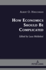 How Economics Should Be Complicated - Book