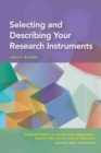 Selecting and Describing Your Instruments - Book