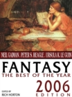 Fantasy: The Best of the Year : 2006 Edition - eBook