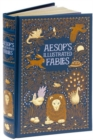Aesop's Illustrated Fables (Barnes & Noble Omnibus Leatherbound Classics) - Book