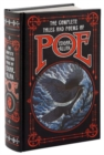 Complete Tales and Poems of Edgar Allan Poe (Barnes & Noble Omnibus Leatherbound Classics) - Book
