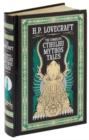 Complete Cthulhu Mythos Tales (Barnes & Noble Omnibus Leatherbound Classics) - Book