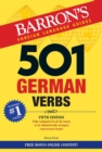 501 German Verbs - eBook