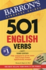 501 English Verbs with CD-ROM - Book
