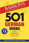 501 German Verbs - Book