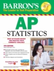 Barron's AP Statistics with CD-ROM - Book