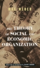 The Theory Of Social And Economic Organization - eBook