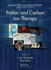 Proton and Carbon Ion Therapy - Book