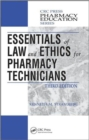 Essentials of Law and Ethics for Pharmacy Technicians - Book