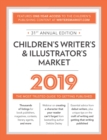 Children's Writer's & Illustrator's Market 2019 : The Most Trusted Guide to Getting Published - Book