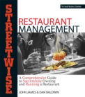 Streetwise Restaurant Management : A Comprehensive Guide to Successfully Owning and Running a Restaurant - eBook