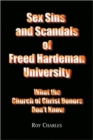 Sex Sins and Scandals of Freed Hardeman University - Book