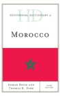 Historical Dictionary of Morocco - Book