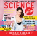 Science...For Her! - eAudiobook