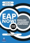 EAP Now! English for academic purposes Teachers book - Book