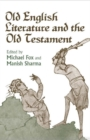 Old English Literature and the Old Testament - Book