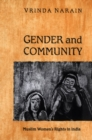 Gender and Community : Muslim Women's Rights in India - eBook