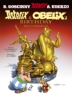 Asterix and Obelix's Birthday : The Golden Book, Album 34 - Book