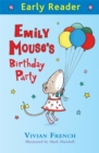 Emily Mouse's Birthday Party - Book