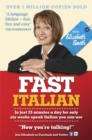 Fast Italian with Elisabeth Smith (Coursebook) - Book