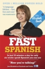 Fast Spanish with Elisabeth Smith (Coursebook) - Book