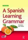 A Spanish Learning Grammar - Book