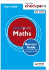 Cambridge Checkpoint Maths Revision Guide for the Cambridge Secondary 1 Test - Book