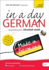 Beginner's German in a Day: Teach Yourself : Audio CD - Book