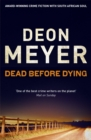 Dead Before Dying - Book