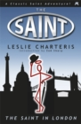 The Saint in London - Book