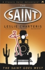 The Saint Goes West - Book