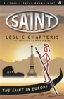 The Saint in Europe - Book