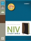 NIV Study Bible Compact - Book