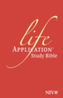 NIV Life Application Study Bible (Anglicised) - Book