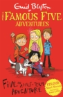 Famous Five Colour Short Stories: Five and a Half-Term Adventure - Book
