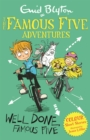 Famous Five Colour Short Stories: Well Done, Famous Five - Book