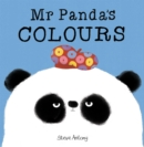 Mr Panda's Colours Board Book - Book