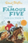 The Famous Five Collection 5 : Books 13-15 - eBook