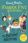 Famous Five Colour Short Stories: The Birthday Adventure - Book